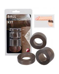 Ballstretcher Kit - Smoke