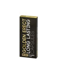 Erectiepillen - Golden Erect - 8 Stuks