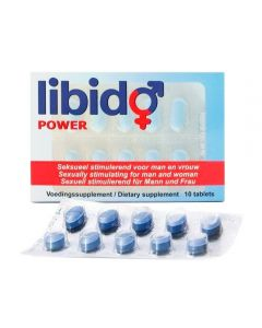 Libido Power Erectiepillen - 10 stuks