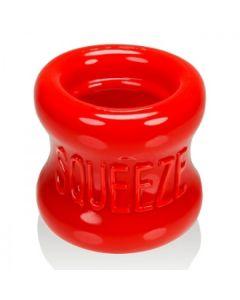Oxballs Squeeze Ballstretcher - Rood