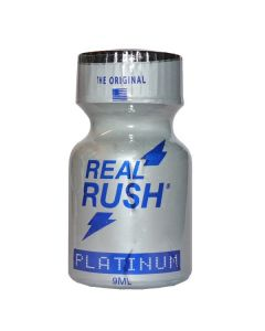 Real Rush Platinum Poppers - 9 ml