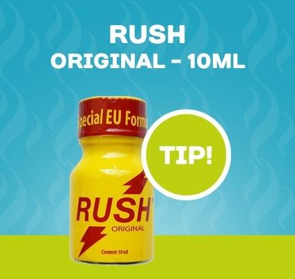 Rush Original Poppers - 10ml