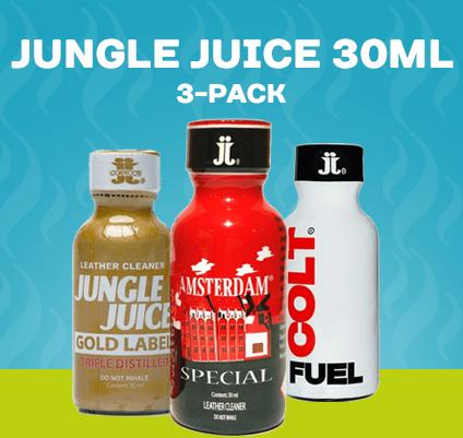 Jungle Juice 30ml - 3 Pack