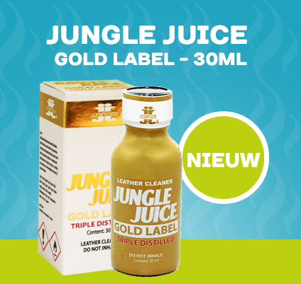 Jungle Juice Poppers Gold Label - 30ml