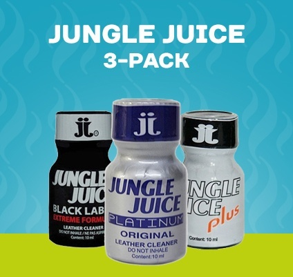 Jungle Juice - 3 Pack